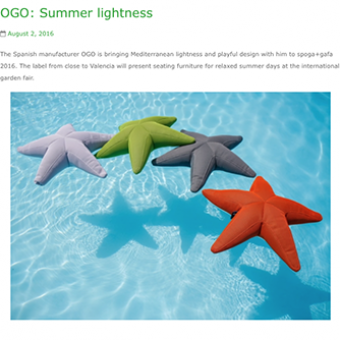 OGO: Summer lightness